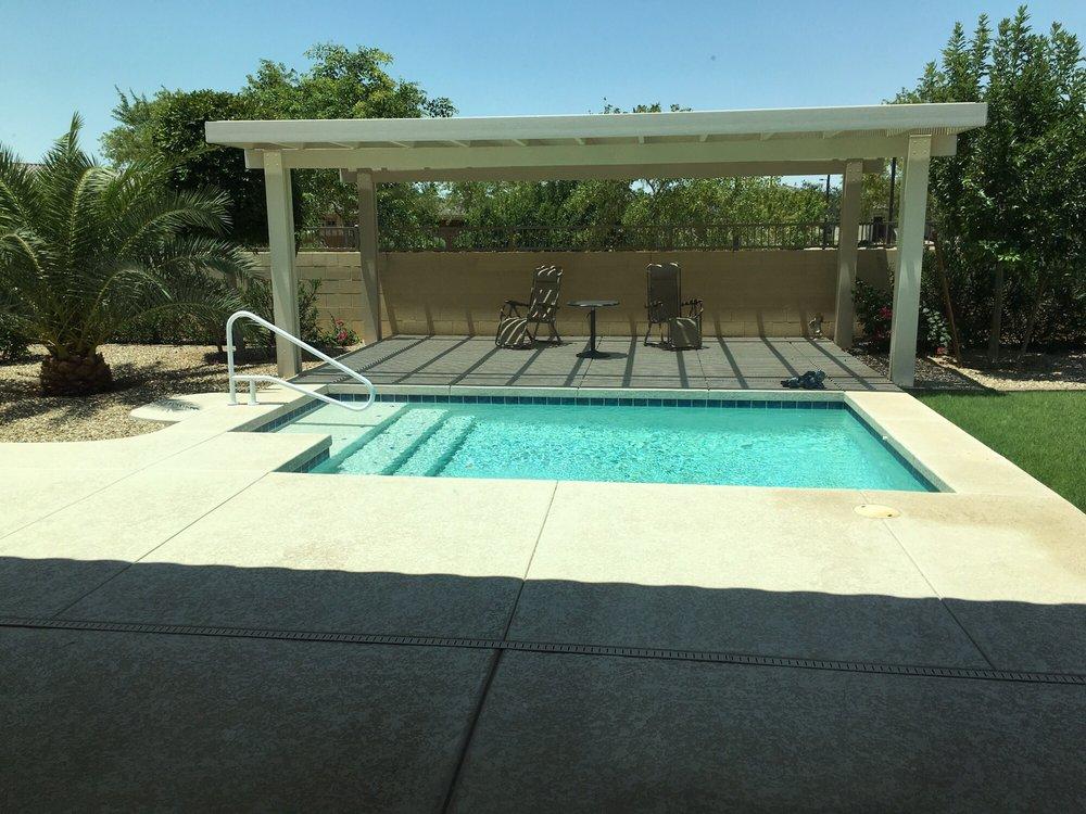 Platinum pools spas 11 reviews pool hot tub for Pools in mesa az