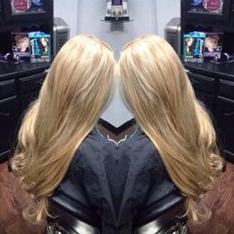 Couture hair by dallas fechado 31 fotos e 14 for Acappella salon temecula