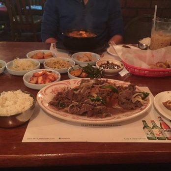 Arirang Korean Restaurant San Antonio