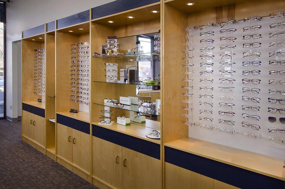 Wood Opticians: 10400 Connecticut Ave, Kensington, MD
