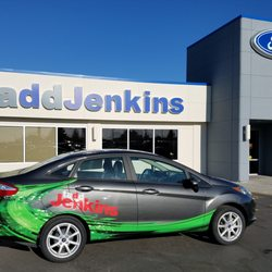Tadd Jenkins Ford Chrysler Dodge Jeep Ram - Request a Quote