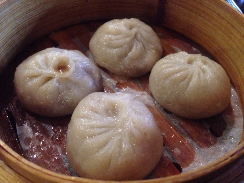 French onion soup dumplings - Yelp