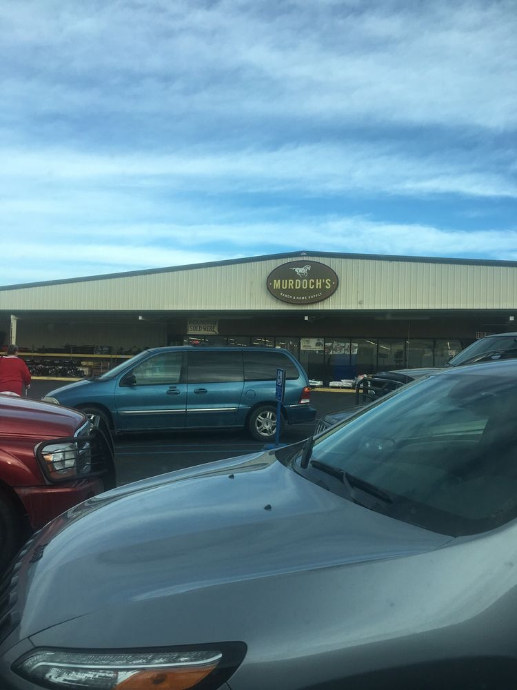 Murdoch's Ranch & Home Supply: 370 Miracle St, Evansville, WY