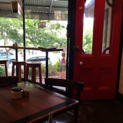 Photo Of Red Door Cafe   Leura New South Wales, Australia. Red Door