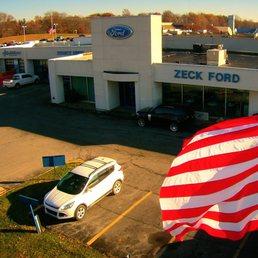 Zeck Ford Leavenworth Ks >> Zeck Ford - 13 Photos & 42 Reviews - Auto Repair - 4501 S