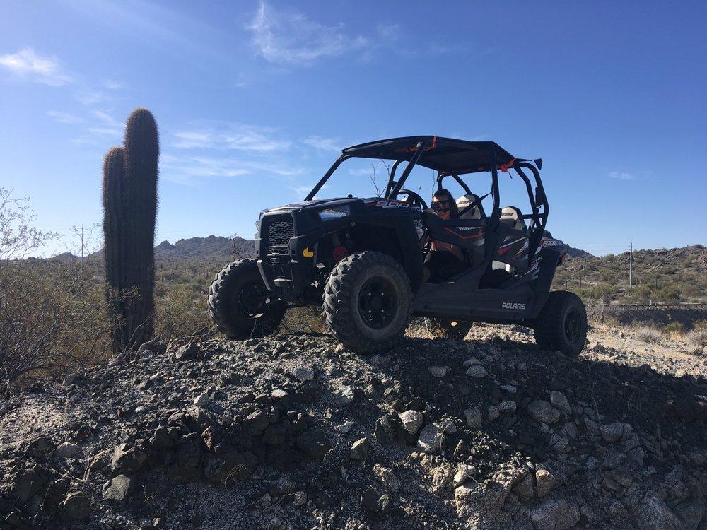 Quartzsite Adventure: 510 West Main St, Quartzsite, AZ