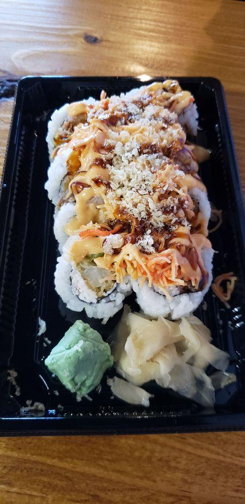 SushiBachi: 26745 E University Dr, Aubrey, TX