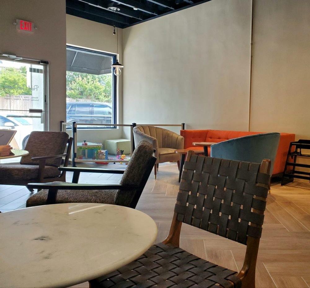 Pearl Cup Coffee: 6715 Hillcrest Ave, University Park, TX