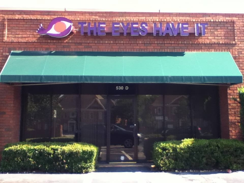 The Eyes Have It: 530 Forest Pkwy, Forest Park, GA