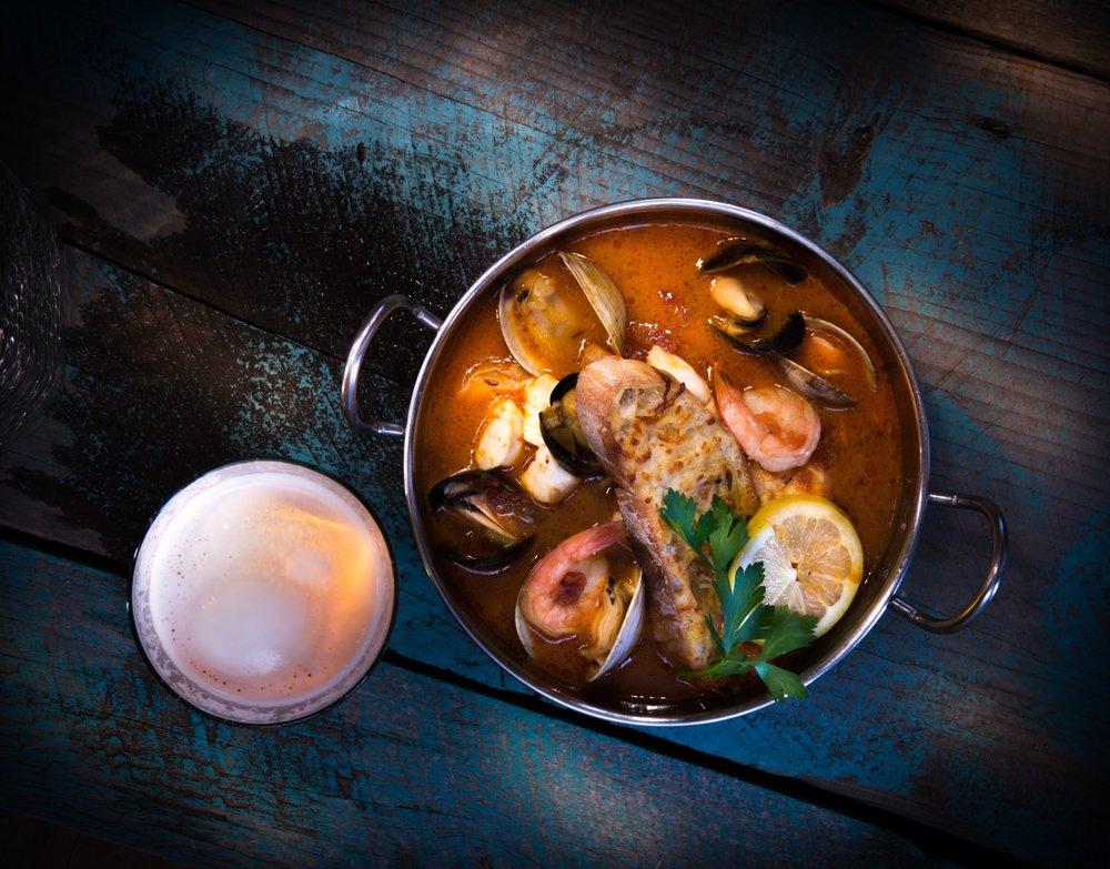 Vizcaino Waterfront Food + Drink
