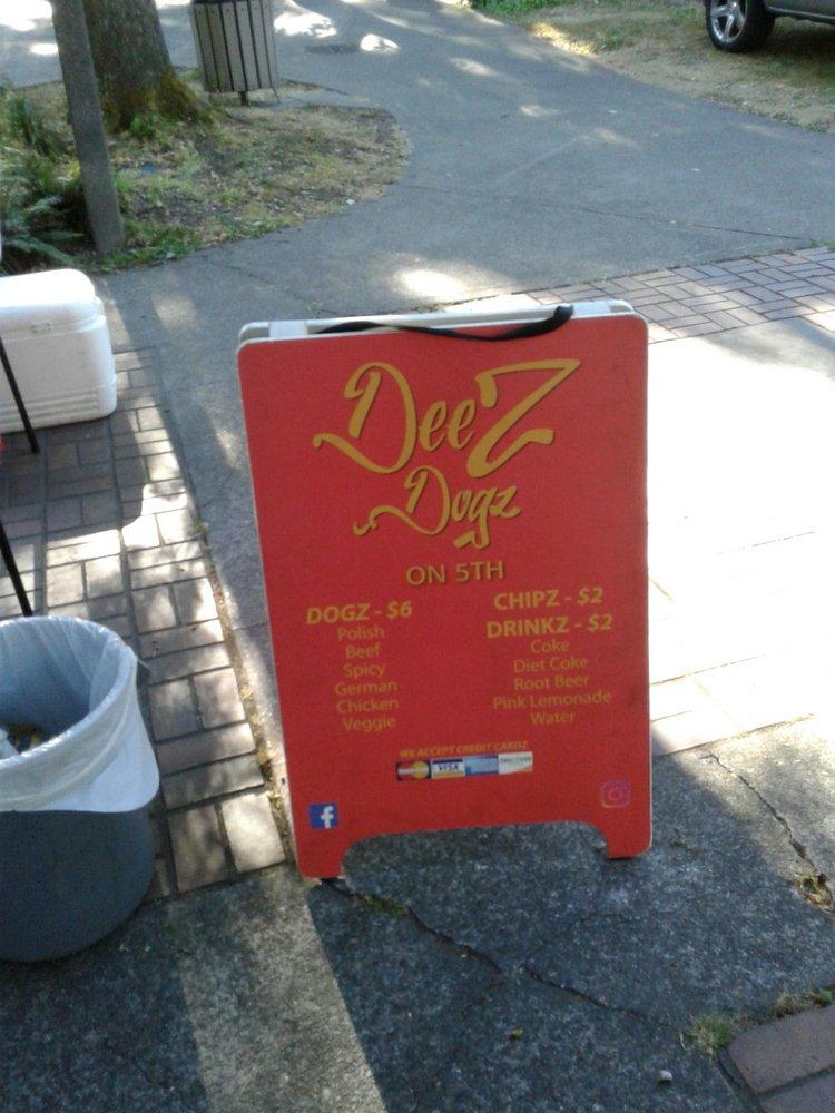 Deez Dogs: 1525 9th Ave, Seattle, WA