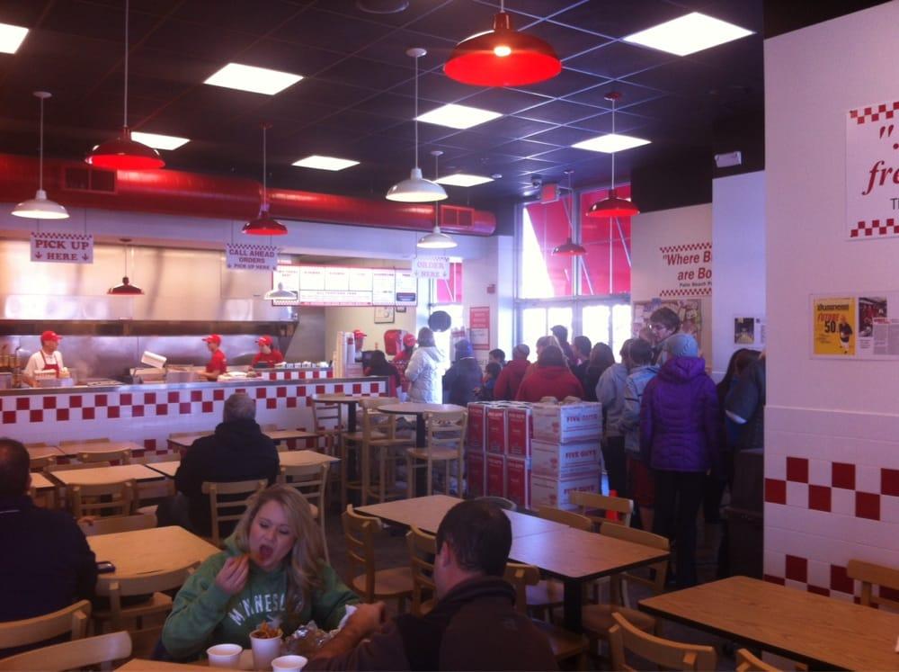 Fast Food Restaurants Eden Prairie Mn
