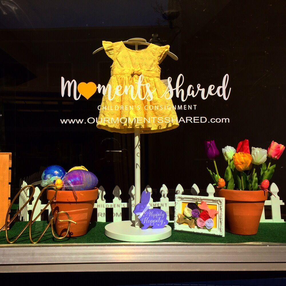 Moments Shared Children's Consignment: 320 Georgia St, Vallejo, CA