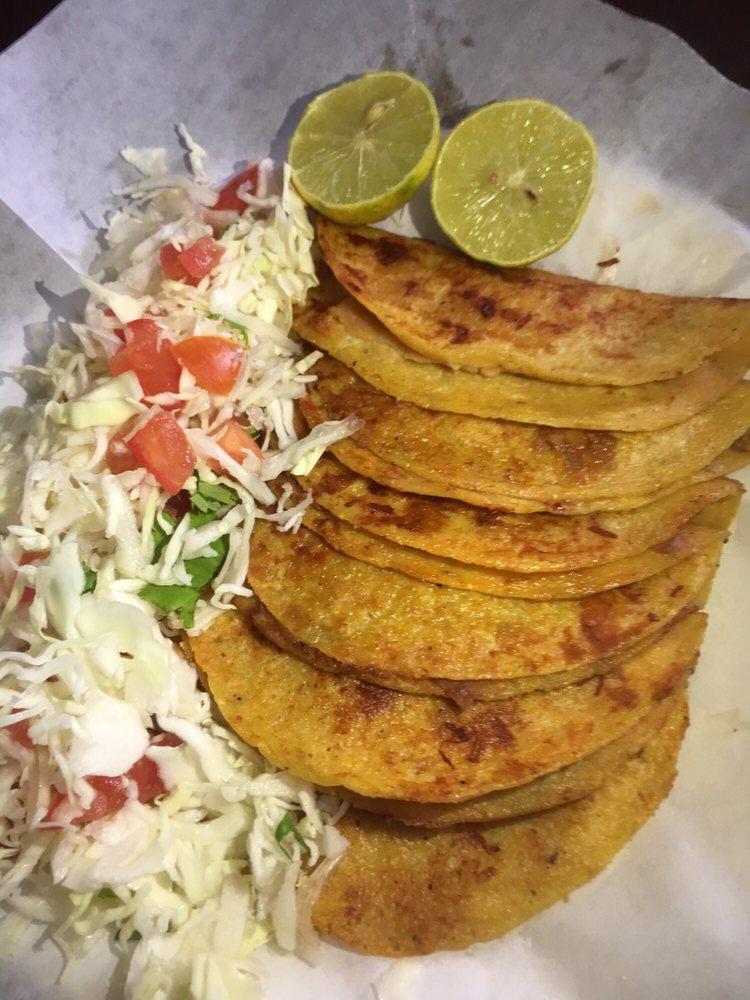 Tacos de Vapor O Cansta Monterrey: 104 W Lp 374 Mission, Mission, TX