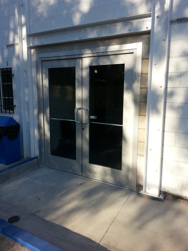 Medium Stile Aluminum Storefront Door Yelp