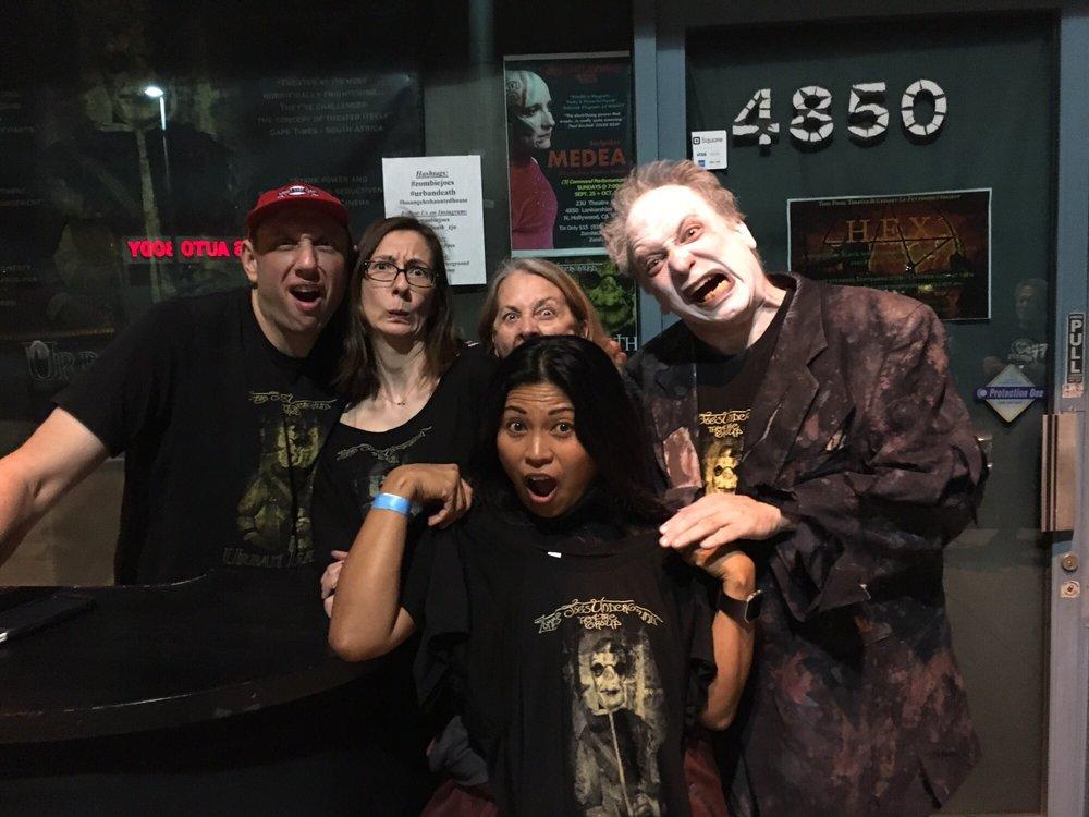 Zombie Joe's Underground Theatre
