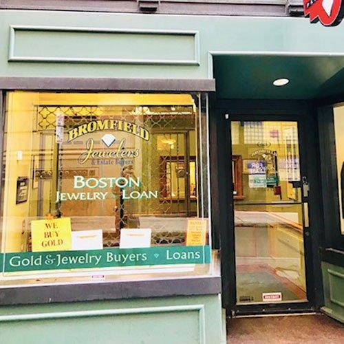 Bromfield Jewelers & Estate Buyers: 53 Bromfield St, Boston, MA