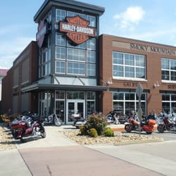 Rocky Top Harley-Davidson - Motorcycle Dealers - 105 Waldens Main St