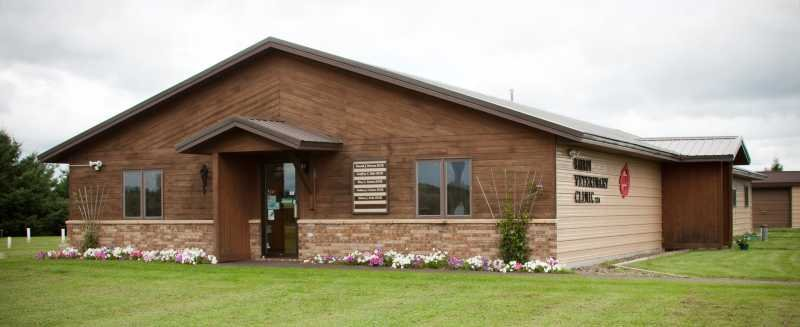 Barron Veterinary Clinic: 1686 13 1/2 Ave, Barron, WI