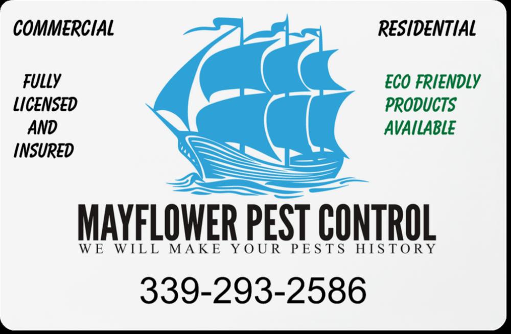 Mayflower Pest Control: 1 Pembroke St, Kingston, MA