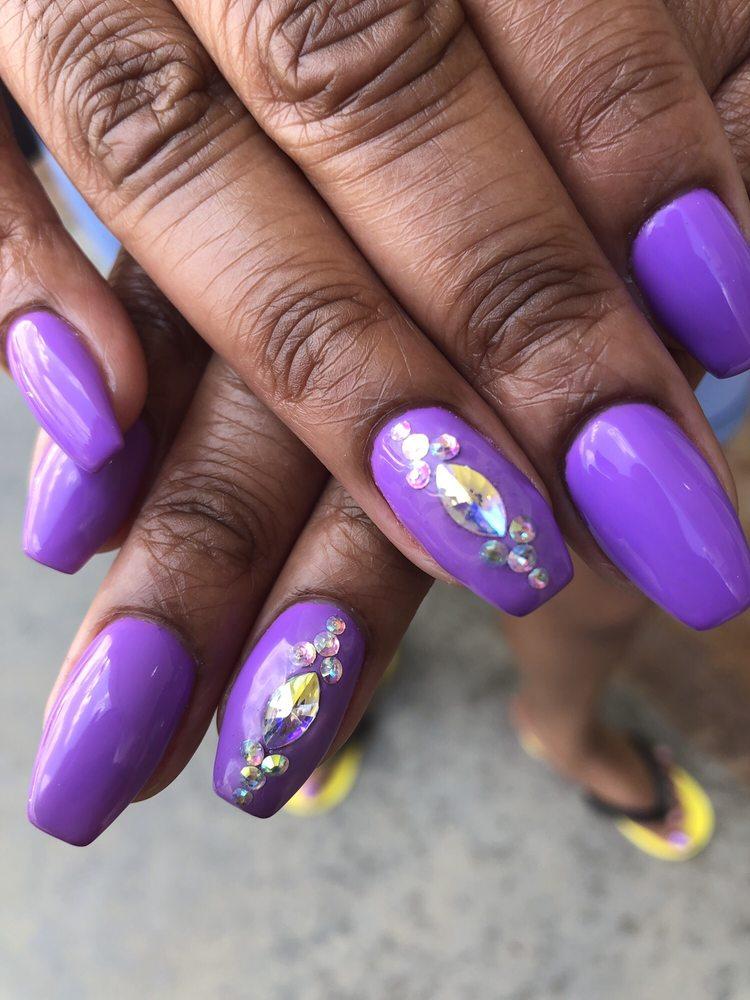 Rouge Nails Lash Wax: 5352 Lakeland Dr, Flowood, MS