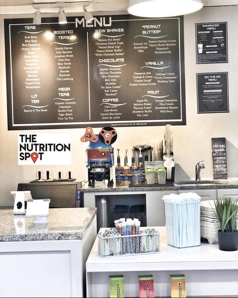 The Nutrition Spot Leesburg: 7 Loudoun St SW, Leesburg, VA