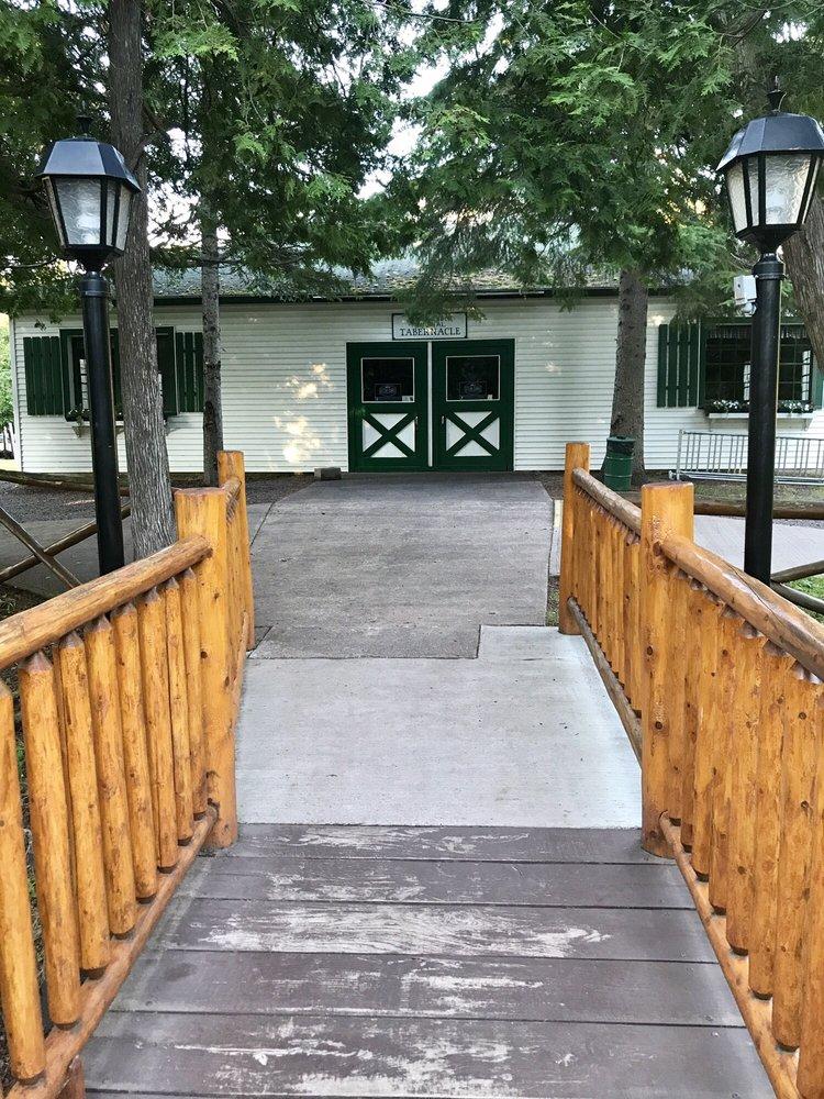Gitche Gumee Bible Camp: 5189 Garden City Rd, Eagle River, MI