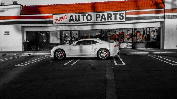 Discount Auto Parts 10403 Laurel Canyon Blvd Pacoima, CA Auto Parts