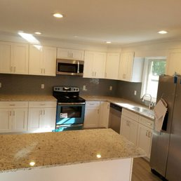 Photo Of Lauro General Construction   Newark, NJ, United States. Full  Kitchen Remodel