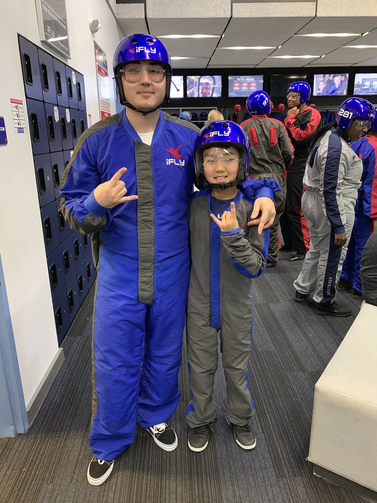 iFLY Indoor Skydiving - Houston