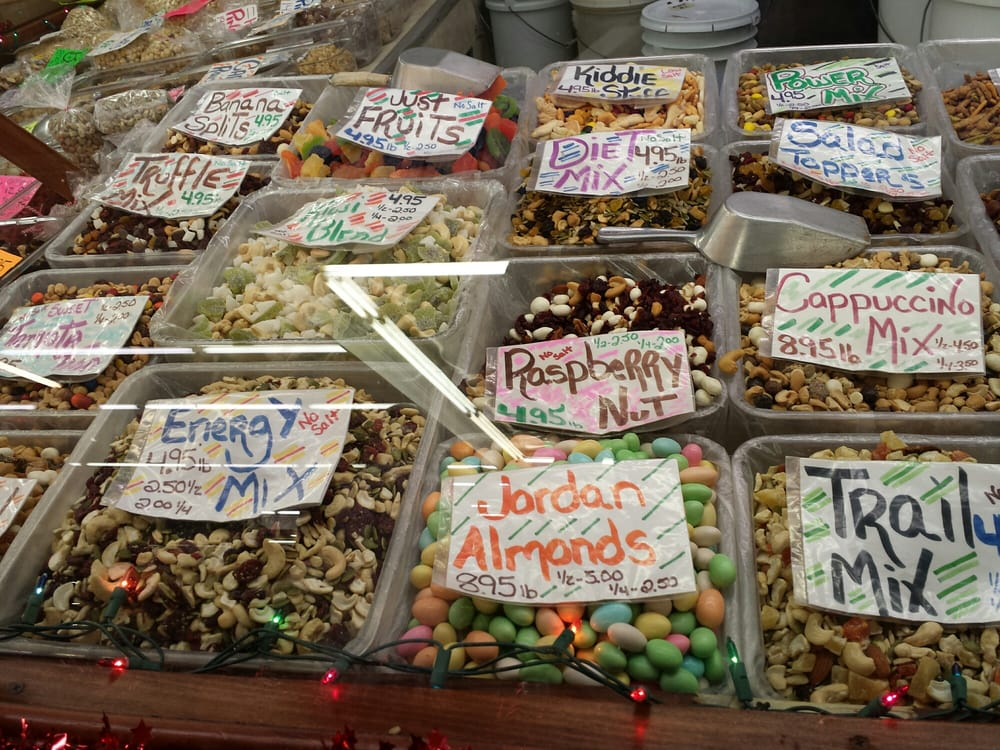 Csencsits Dried Fruits and Nuts: 123 Church Hill Rd, Reading, PA