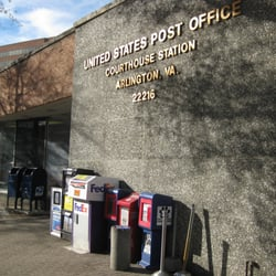 Us post office post offices 2043 wilson blvd court - United states post office phone number ...
