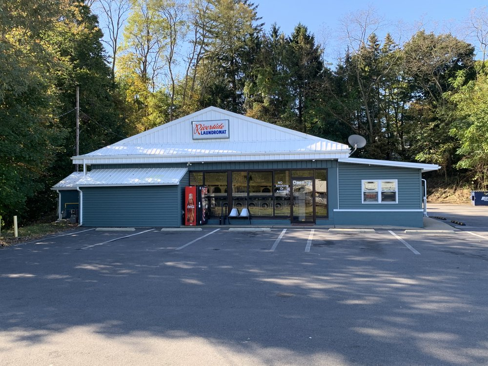 Riverside Laundromat: 54 Elysburg Rd, Danville, PA