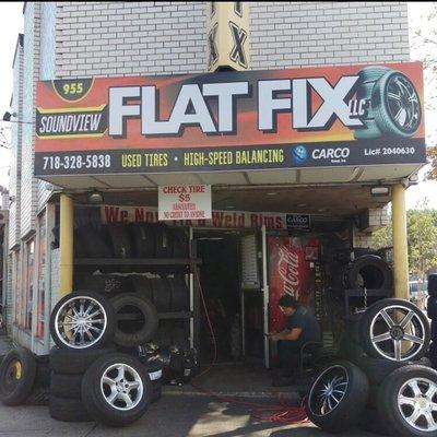 Flat Fix Near Me >> Soundview Flat Fix 955 Soundview Ave Bronx Ny Tire Dealers