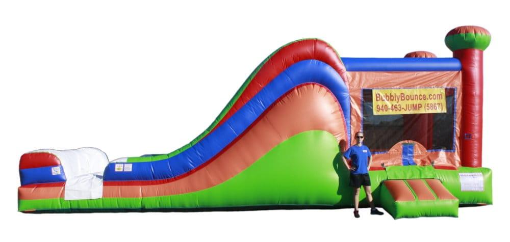 Bubbly Bounce: Justin, TX