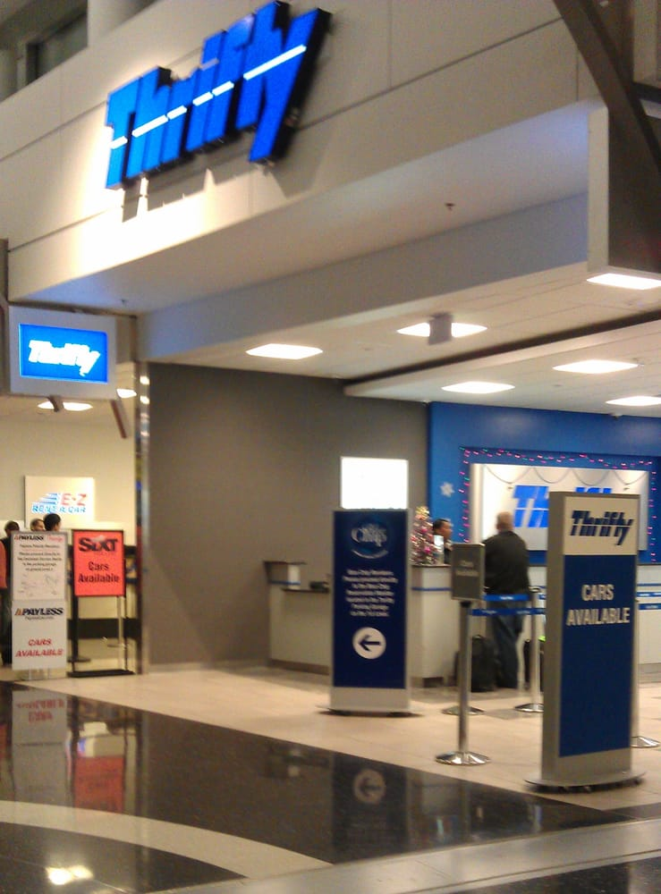 Thrifty Rental Car Seattle Reviews