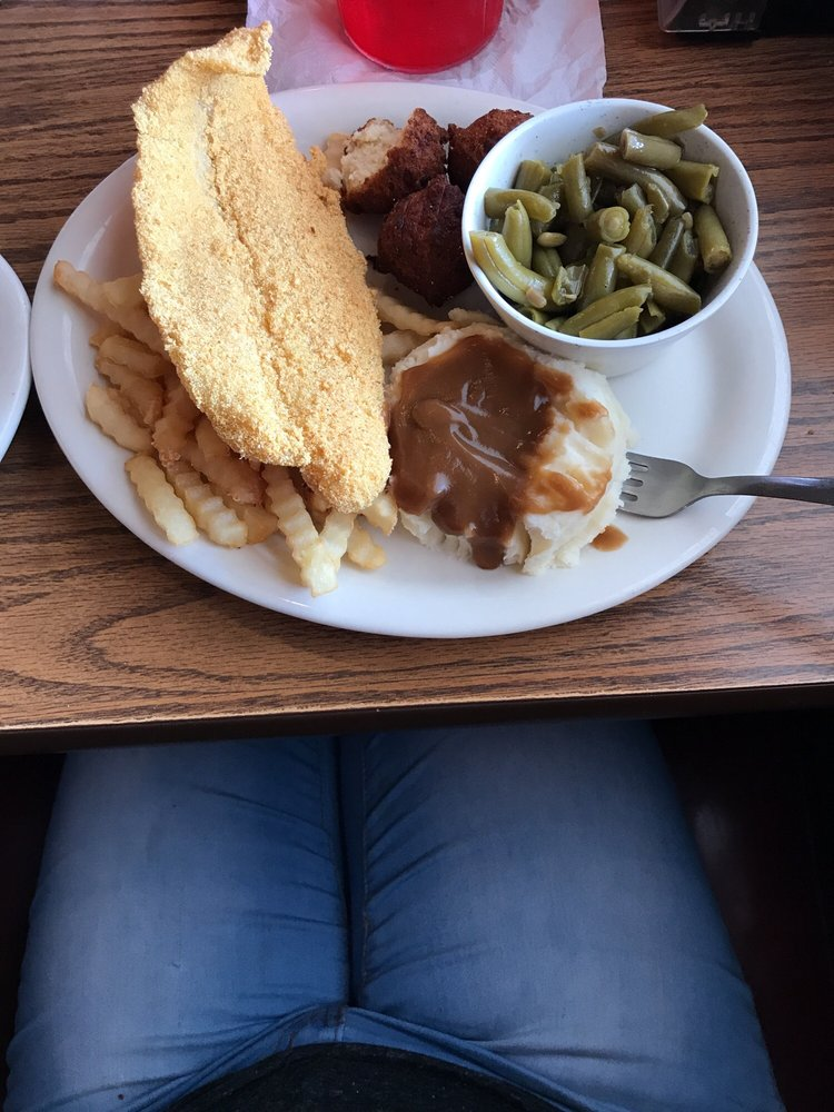 Food from Catfish Ranch