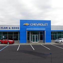 Photo Of Taylor U0026 Sons Chevrolet   Ponderay, ID, United States