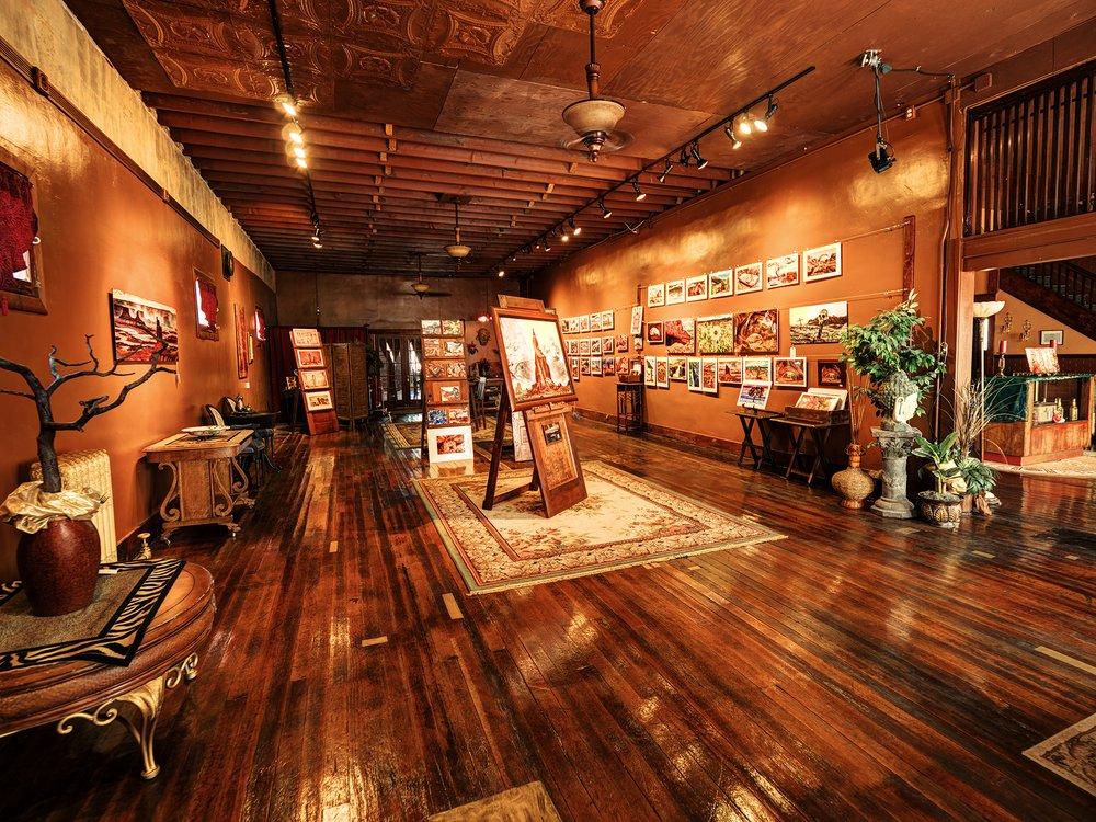 Savage Territory Gallery: 110 S Broadway, Green River, UT