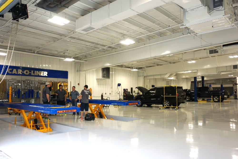 GP1 Collision Center of Columbia: 5919 Two Notch Rd, Columbia, SC