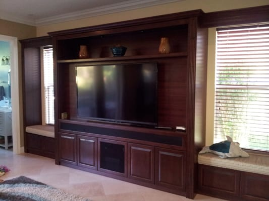 Photo Of Florida Home Theater Cabinet   Winter Park, FL, United States.  Leader Part 88