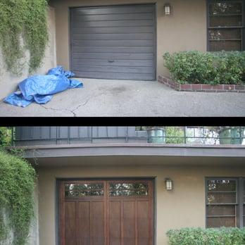 Photo Of Caliber Garage Doors   Montclair, CA, United States. Custom  Designed Door