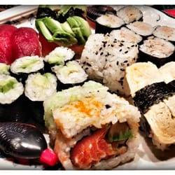 sushi sensei 18 fotos 24 beitr ge sushi hansaallee 162 westend nord frankfurt am main. Black Bedroom Furniture Sets. Home Design Ideas