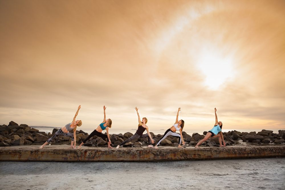 Island Yoga, Coronado: 1330 Orange Ave, Coronado, CA