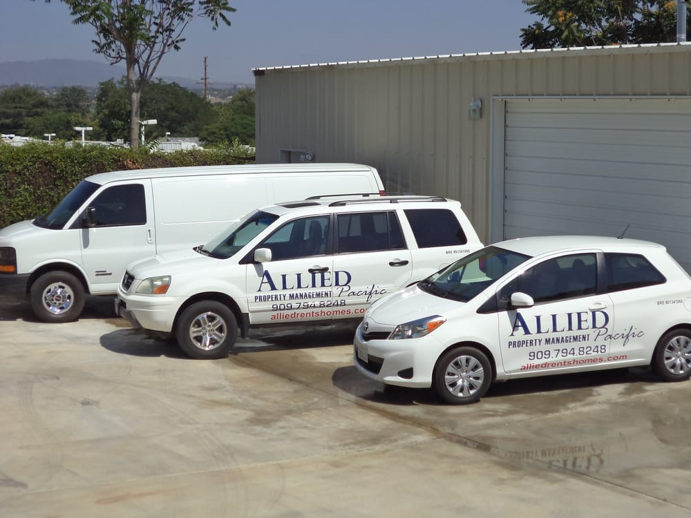 Allied Pacific Property Management Yucaipa Ca