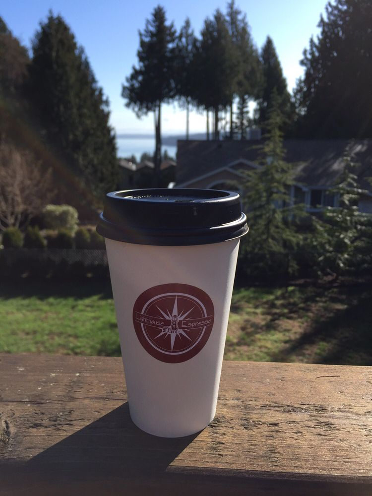 Lighthouse Espresso: 6300 SE Mile Hill Dr, Port Orchard, WA