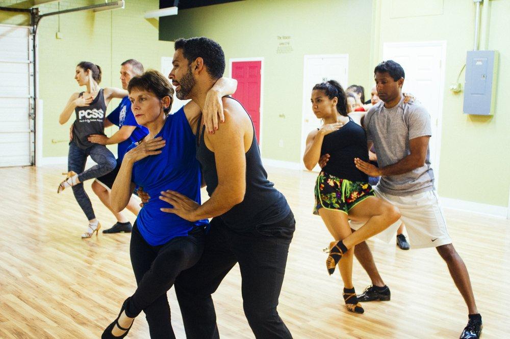 Rumbao Latin Dance Co