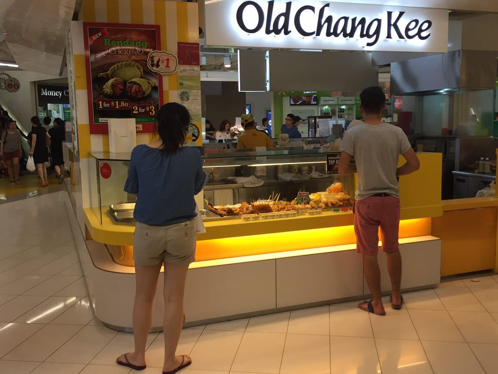 Old Chang Kee Singapore