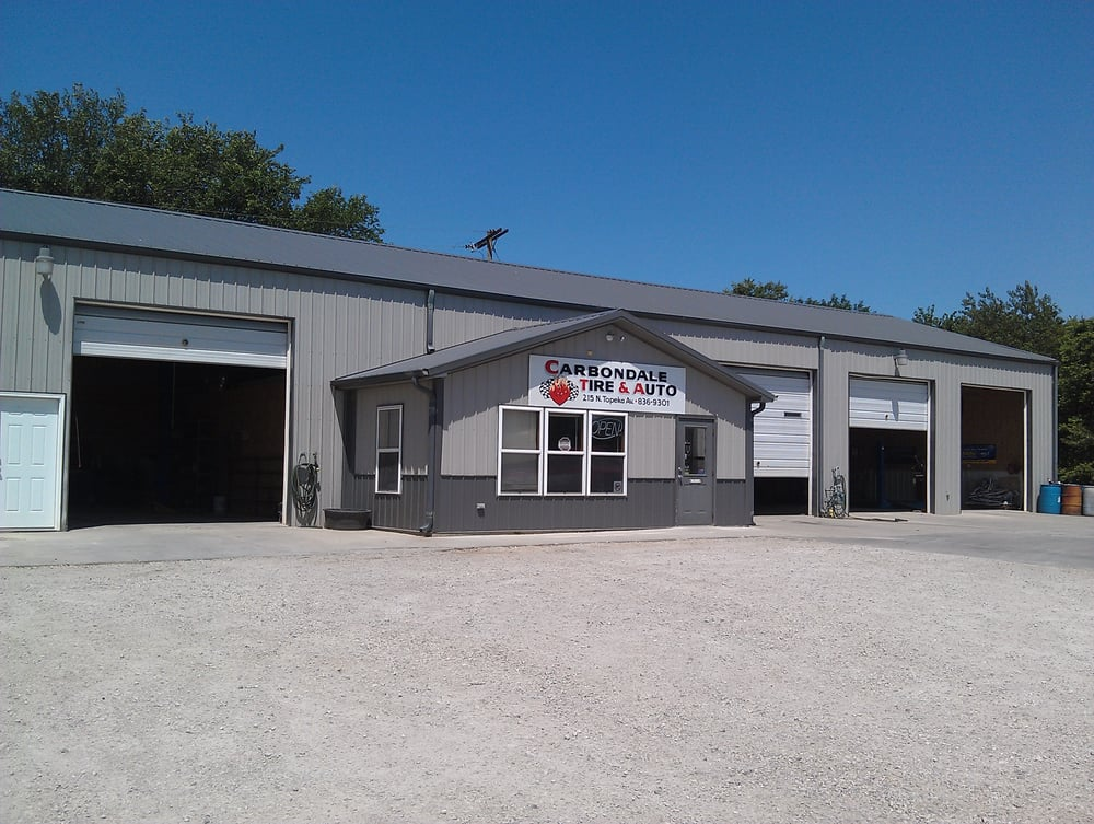 Carbondale tire and auto