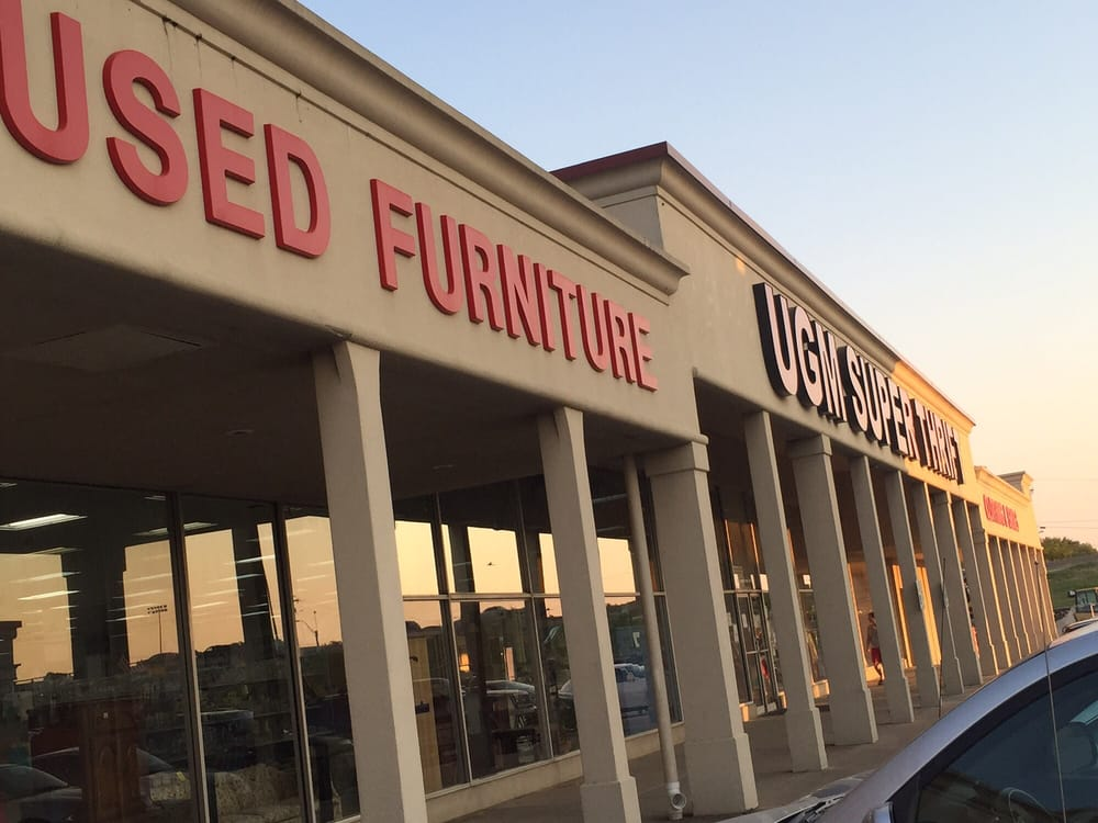 Store front yelp for Furniture stores in irving tx